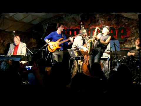Mike Garson and Friends, Freedom Jazz Dance, Jamboree, May 2014 , Barcelona, Spain