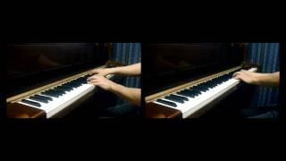 mozart grieg sonata in c major for 2 pianos kv 545 all mvts wiwi kuan 官大為 x 2 pianos