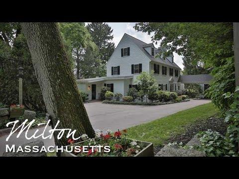 Video of 231 Randolph Ave | Milton, Massachusetts real estate & homes