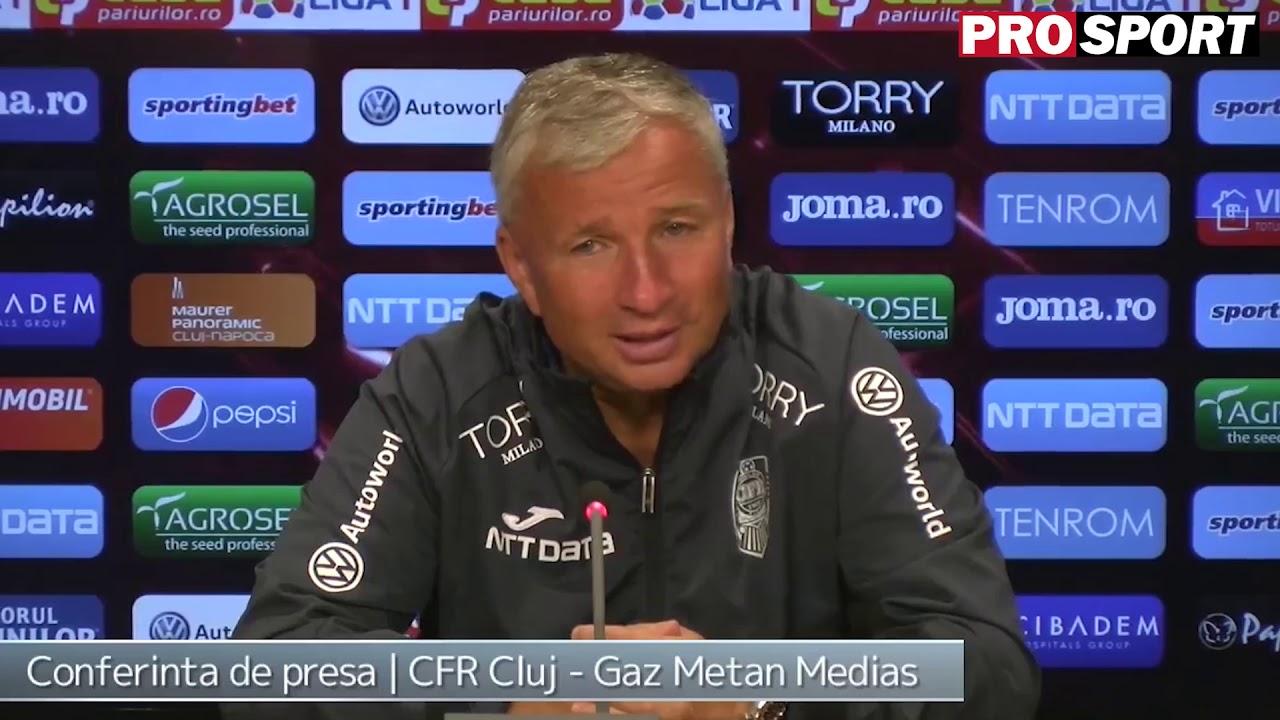 """Dan Petrescu: """"Sper să câștigăm următoarele meciuri cu greșeli de arbitraj pentru noi"""""""