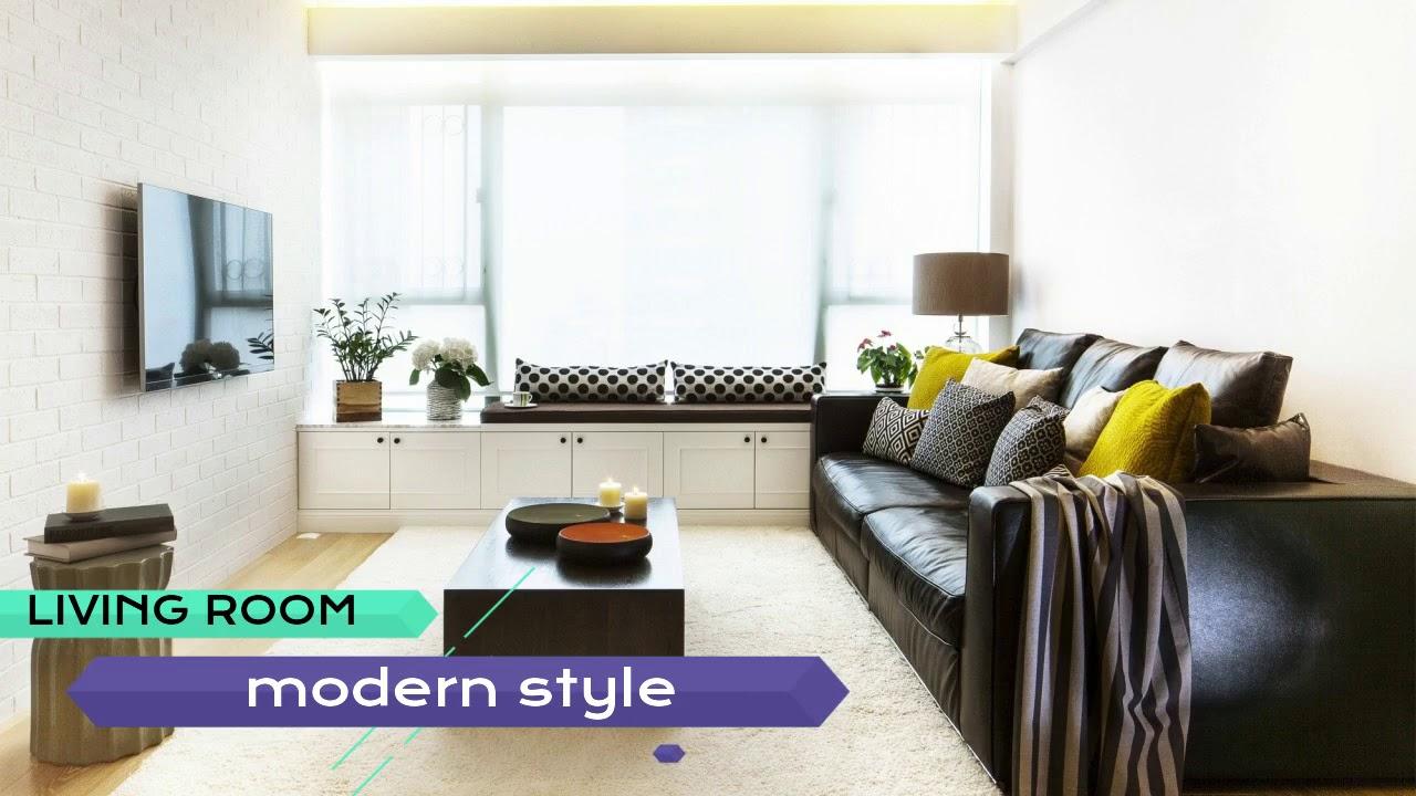 Living Room Furniture Arrangement Examples for 20 Desain ...