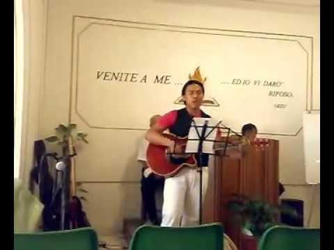 sono qui a lodarti here i am to worship italian version