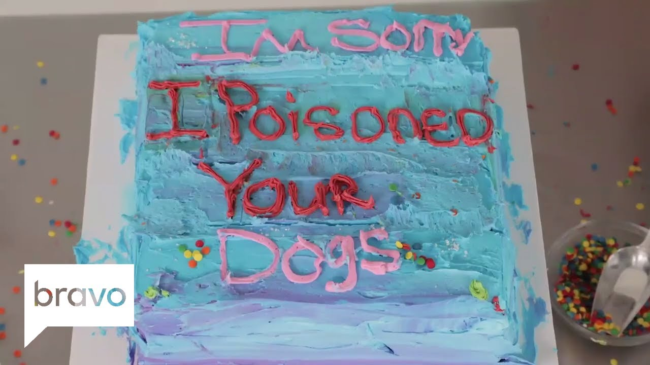 Bake Amends: Sorry I Poisoned Your Dogs | Bravo - YouTube