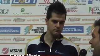 04-12-2011: Intervista a Goran Maric nel post NewMater-Segrate