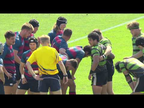 2015 USA Rugby D1A National Championship - Saint Mary's College vs. Life University