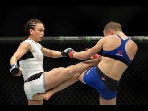 How to throw a front Kick