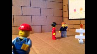 What Window? A Short Stop Motion Animation by Mary Manu
