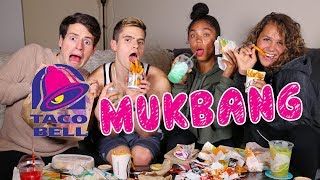 MY FIRST MUKBANG (allergic reaction: NOT CLICKBAIT)