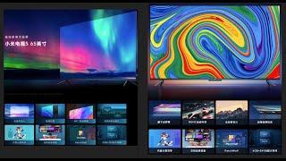 (Tập 7) So sánh & đánh giá chi tiết tivi Xiaomi Tv5 và Tv5 PRO - Siêu phẩm cao cấp nhất của Xiaomi