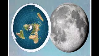 Is the moon a reflection of a gigantic earth ?