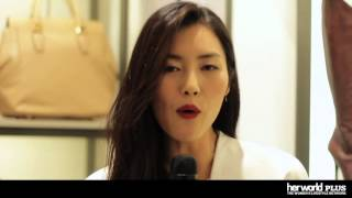 24   2013 08 30   5 Minutes with Liu Wen