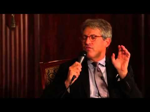 Stephen Meyer & Eric Metaxas Discuss Darwin's Doubt at Socrates in the City