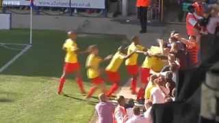 Crystal Palace 2-3 Watford 18/08/12 Championship