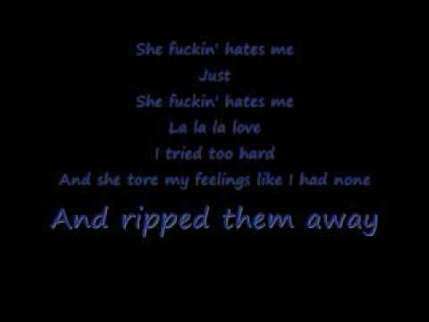She fucking hates me lyrics photo 45