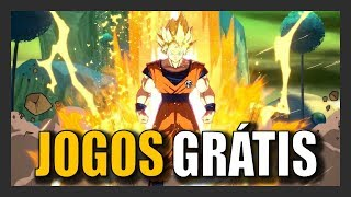 JOGOS GRÁTIS (AAA) PRA PC, PS4 E XBOX ONE