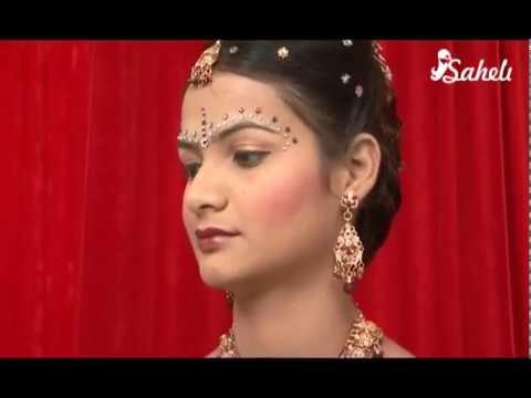 Gujrati Dulhan    Gujrati Bridal    indian Bridal Makeup