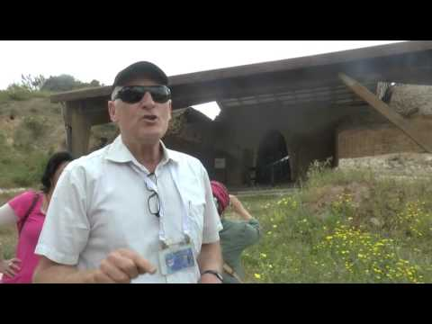 Ashkelon - the worlds oldest city gates - with Shalom Pollack