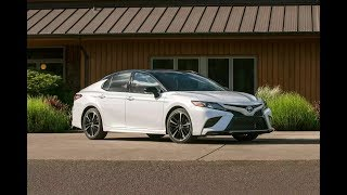 Toyota Camry 2018 XSE Тойота Камри 2018 4K video