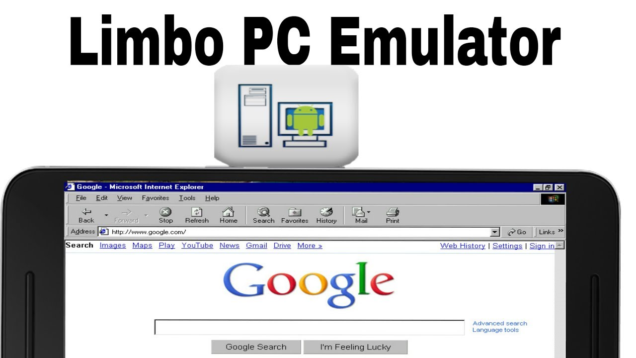 Tutorial} Internet On Windows 95| Android| Limbo PC Emulator