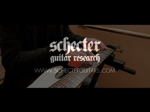 Schecter Guitar Research (Omen - 8 strings) M.P.Mussorgsky/Old Castle