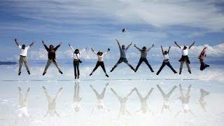!! UYUNI SALT FLAT DOCUMENTARY !! the world
