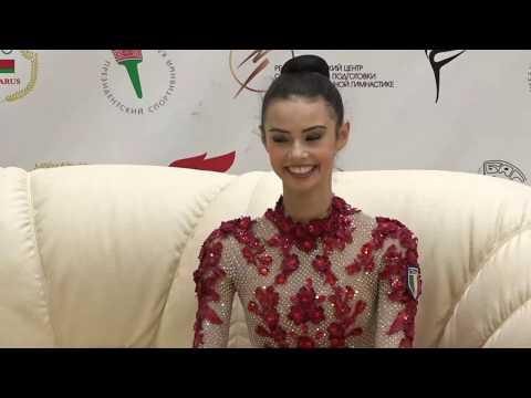 Rebecca Ricco Ribbon - Marina Lobatch Cup 2019, Day 1