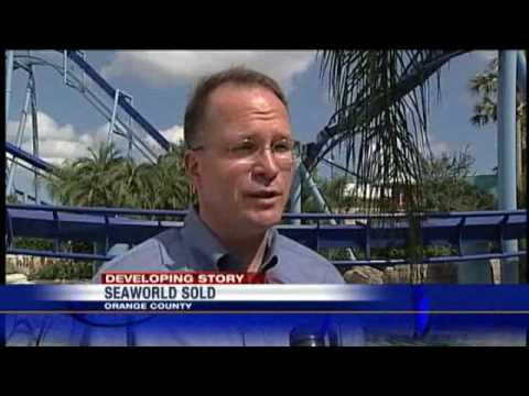 SeaWorld, Busch Gardens Sold To Blackstone