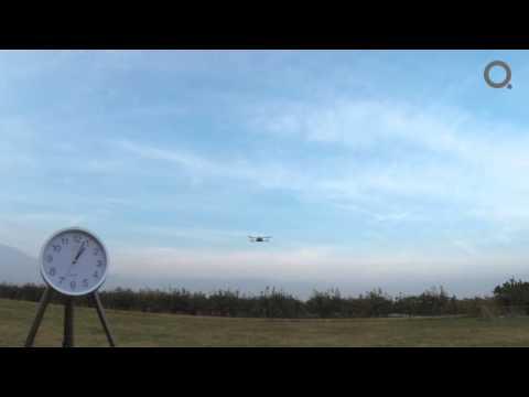 HYBRiX drone - 3HR 10MIN - Longest hybrid fuel-electric UAV flight time