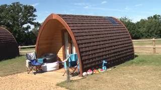 Forces TV - Poppy Pods for Armed Forces families in the New Forest