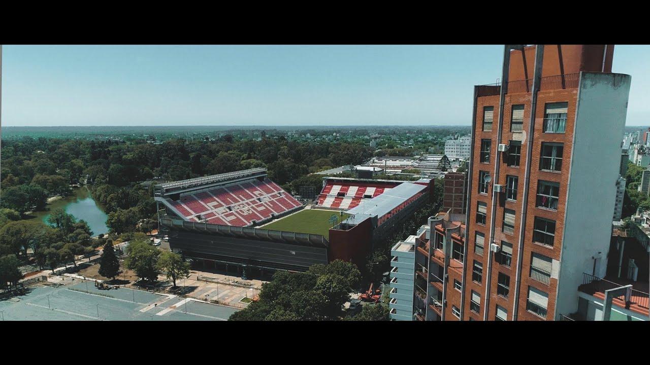 KOVEK Drones - Estadio Club Estudiantes de La Plata (2019)