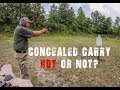 Concealed Carry - Hot or Not?