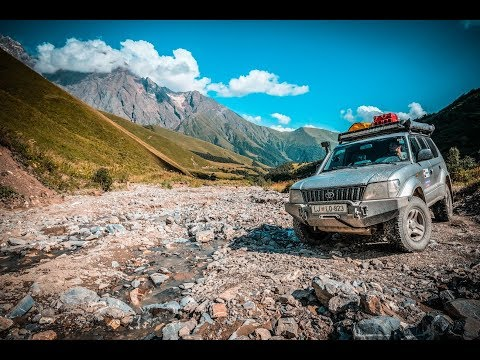Overland travel by car to Turkey, Georgia and Armenia with a baby