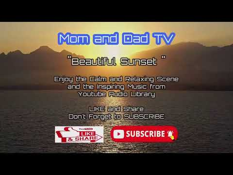 """Relaxation & Chill Music 1 - """" BEAUTIFUL SUNSET """"  