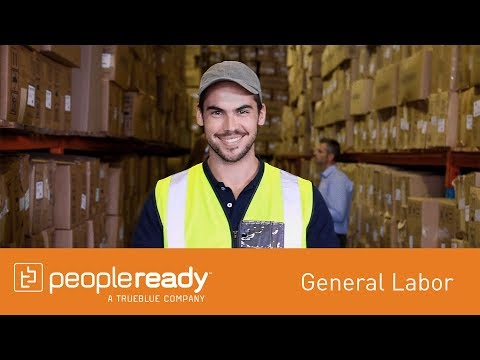 PeopleReady: General Labor
