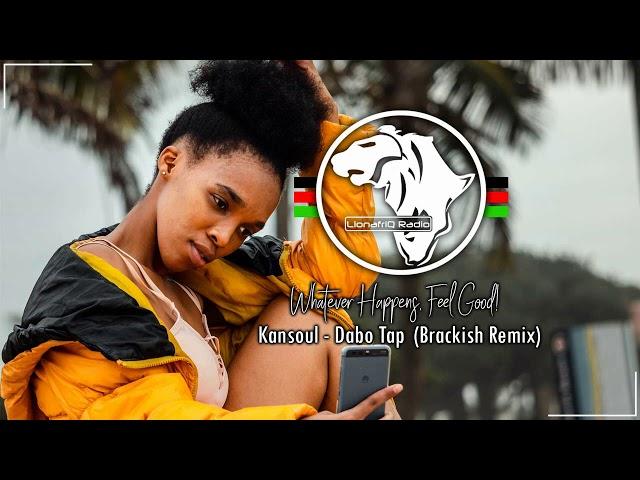 Kansoul - Dabo Tap  (Brackish Remix)