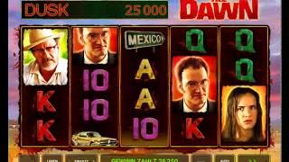 From Dusk Till Dawn kostenlos spielen - Novomatic / Novoline