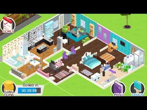 Design this home gameplay android mobile game youtube Create a house online game