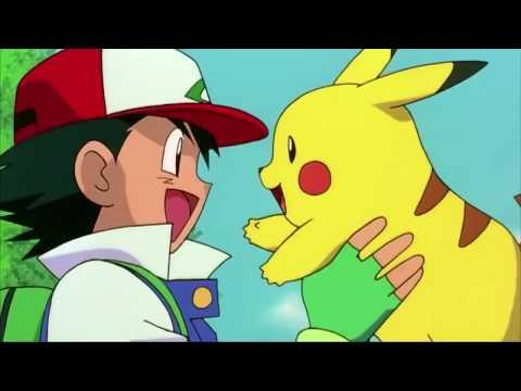 Ash And Pikachu [AMV] - Carry On ~ Pokémon