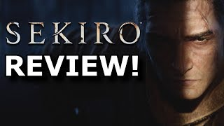 Sekiro Shadows Die Twice Review! HARDER Than Dark Souls (Ps4Xbox One)