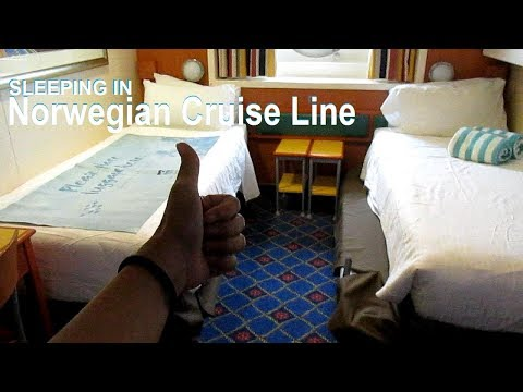 ROOM REVIEW Norwegian Cruise Line