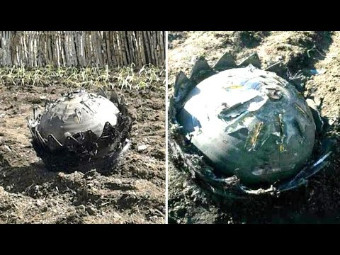 What Are These Mysterious Objects That Keep Falling From Space And Landing In China?