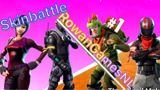Fortnite skin battle//giveaway 575//#road to 575 subscribers! (NL) (BE)
