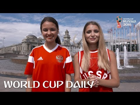 World Cup Daily - Matchday 21!