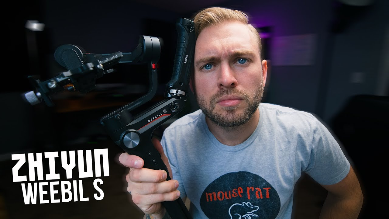 ZHIYUN WEEBIL S REVIEW w/ Fuji XT4 // Strong, Smooth, Affordable