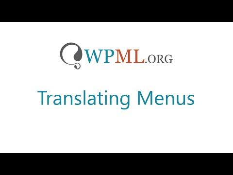 如何翻译WordPress网站