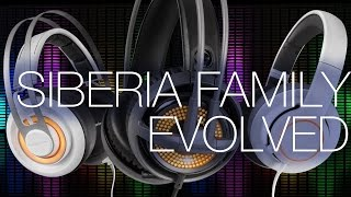 New PRISM Steelseries Siberia Gaming Headsets Interview