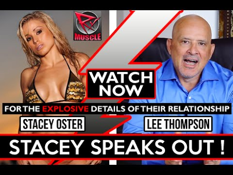 Thompson Revealed! Live With Stacey Oster