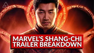 Shang-Chi Trailer Breakdown & Easter Eggs (Nerdist News w/ Dan Casey)
