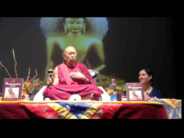 El Poder del Amor y la Sabidura SE Lama Garchen Rinpoche