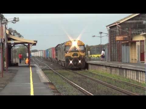 Rockin' n' Rollin' Trains to 'Rock 'n Roll Train'
